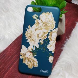 iPhone 7 Plus flower case